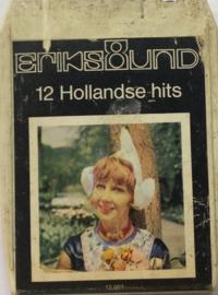 Various Artists - 12 Hollandse hits - Eriksound 12.001