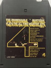 Mantovani - Plays the all time greatest hitd Vol 4 - London LEM 14906