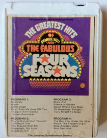 The Four Seasons - The greatest hits of the Fabulous Four Seasons