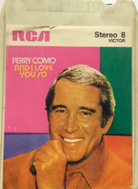 Perry Como - And i love you so - RCA APS1-0100