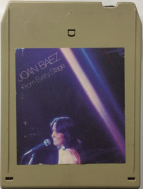 Joan Baez - From Every Stage - A&M 8T-3704