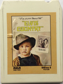 Elvis Presley- Elvis Country  - RCA P8S-1655