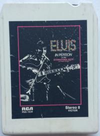 Elvis Presley - Elvis in Person at the international hotel Las Vegas RCA P8S-1634