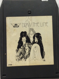 Aerosmith - Draw the Line - Columbia JCA 34856