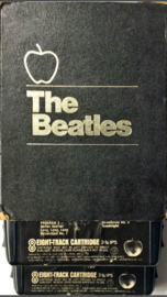 The Beatles - White Album dubbel 8-track-  8XW 160 & 8XW 161
