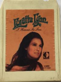 Loretta Lynn - I wanna be free - Decca 6-5282