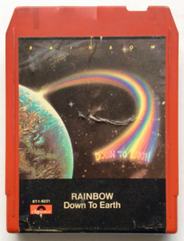 Rainbow - Down to Earth - Polydor 8T-1-6221