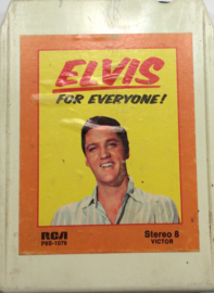 Elvis Presley - For everyone ! - RCA P8S-1078