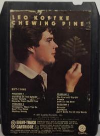 Leo Kottke - Chewing Pine - Capitol 8XT-11446