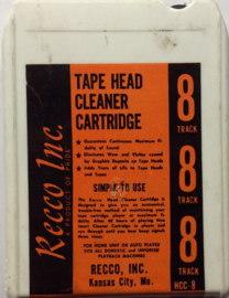 Recco - Tape head cleaner cartridge