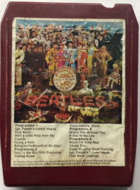 Beatles, the - Sgt Peppers Lonely Hearts Club band Capitol 8XT 2653