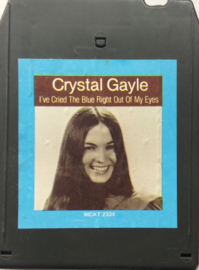 Crystal Gayle - I've Cried The Blue Right out of my Eyes MCAT 2334