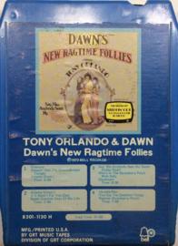 Tony Orlando & Dawn - Dawn's new ragtime follies - GRT/BELL 8301-1130 H