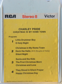 Charley Pride - Christmas in My Home Town - RCA  P8S 1618