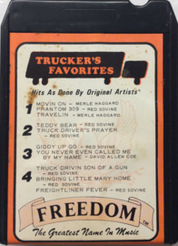 Truckers Favorites by original artists - Freedom 1178  - simulated, not original