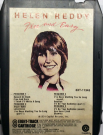 Helen Reddy - Free and Easy - Capitol -8XT-11348