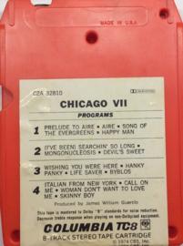 Chicago - Chicago VII - Columbia C2A 32810