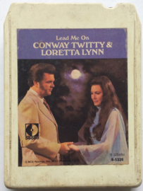 Conway Twitty & Loretta Lynn - Lead me on  - S122486
