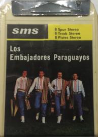 Los Embajadores Paraguayos - SMS ASA 8021 SEALED