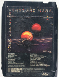Paul McCartney & Wings - Venus & Mars - 8XT 11419