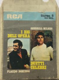 Placido Domingo / Sherbill Milnes -  Big Dell'Opera - RCA  R8S 11022