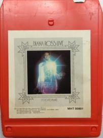 Diana Ross - Live at Ceasars Palace - Motown MHT 00801