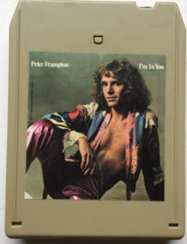 Peter Frampton - I'M in you - 8T-4704