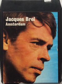 Jacques Brel - Amsterdam - Barclay CA 80.344