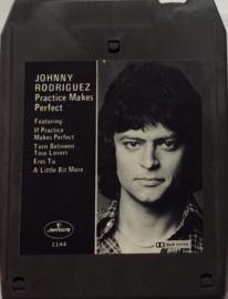 Johnny Rodriguez - Practice makes perfect - MERCURY MC8-1-1144