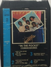 Commodores - In The Pocket - Motown M8 955 KT
