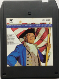 E. Power Biggs - Stars and Stripes Forever -Two centuries of heroic music in America - Columbia TC8  1A1 6544