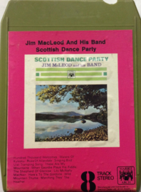 Jim MacLeod and his Band-  Scottish Dance Party - Marble