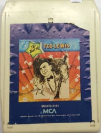 Ted Lewis and His Orchestra - The best of Ted Lewis - MCA MCAT2-4101