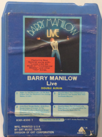 Barry Manilow - Live - 8301-8500 T