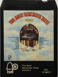 Various Artists - You Must Remember These - BELL BEL M 86077