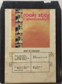 Chicago - Best of Chicago -  Rock Star Spectacular 8T614