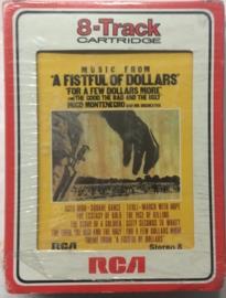 "Hugo Montenegro - Music from ""A fistful of dollars"" The good the Bad and The Ugly RCA ANS1-1094"