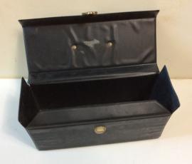 8-track opberg koffer - 8-track case - 12 tapes