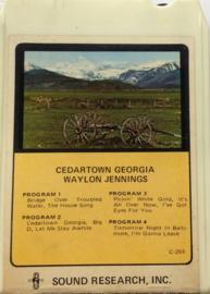 Waylon Jennings - Cedartown Georgia - C-266