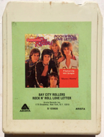 Bay City Rollers - Rock & Roll love letter - Arista GRT 8301 4071 H / S 123920