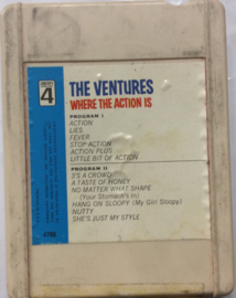 The Ventures - Where the Action Is - Liberty 4790