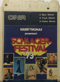 Harry Thomas presenteert Schlager Festival '73 - CNR 881-020