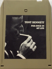 Tony Bennett - For once in my life - LEA 10057