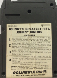 Johnny Mathis - Johnny's Greatest Hits - Columbia PCA 34667