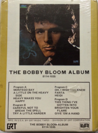 Bobby Bloom - The Bobby Bloom Album - L&R Records GRT 8114-1035 SEALED