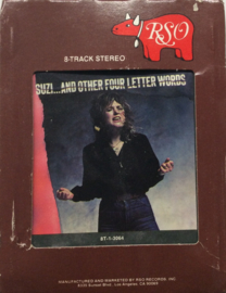 Suzi Quatro - ... And Other Four Letter Words - RSO 8T-1-3064