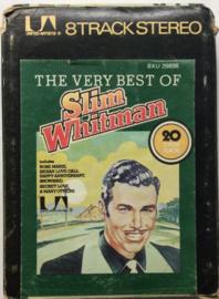 Slim Whitman - The very best of Slim Whitman - United artists 8XU 29898