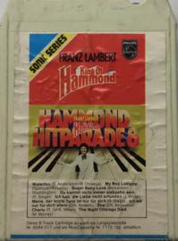 Franz Lambert – Hammond Hitparade 8 -Fontana 9294 017