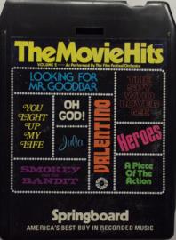 The Film Festival Orchestra - The Movie Hits Vol 2 - Springboard 8T-SPB-4093