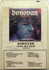 Donovan - Hear me now- GRT 8098-3025